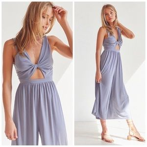 Urban Outfitters Other - Urban Grey/Lavender Jumpsuit